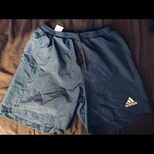 Adidas Climacool running shorts men's L